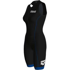 arena Tri Suit ST 2.0 Costume da bagno con zip anteriore Donna, nero